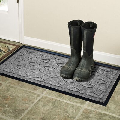 Amald Elipse Boot Tray Color: Medium Gray