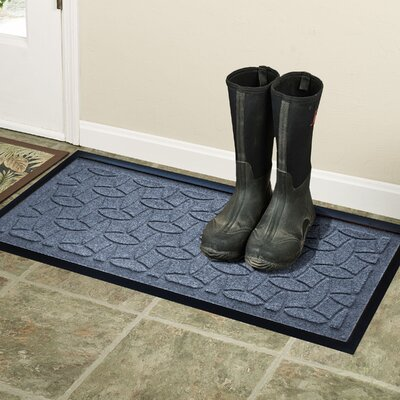 Amald Elipse Boot Tray Color: Bluestone