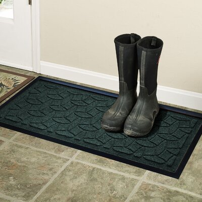 Amald Elipse Boot Tray Color: Evergreen