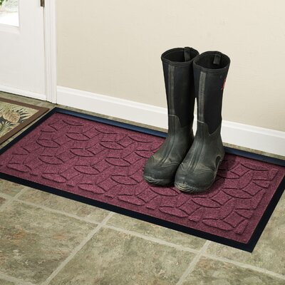 Amald Elipse Boot Tray Color: Bordeaux