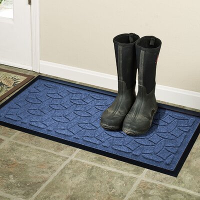Amald Elipse Boot Tray Color: Navy