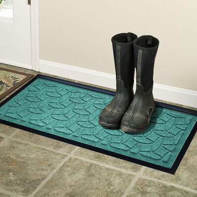 Amald Elipse Boot Tray Color: Aquamarine