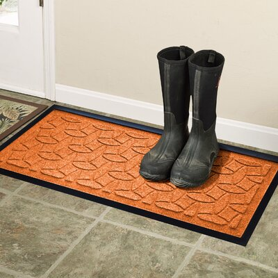 Amald Elipse Boot Tray Color: Orange