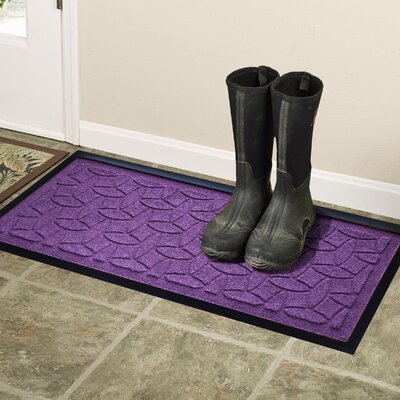 Amald Elipse Boot Tray Color: Purple