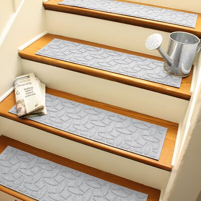 Amald Elipse Stair Tread Color: White