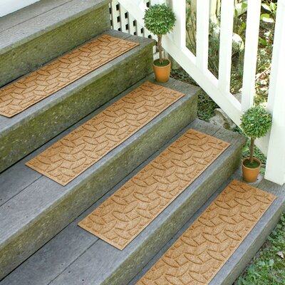 Amald Elipse Stair Tread Color: Gold