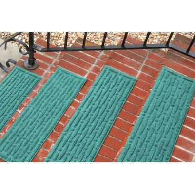 Amald Mesh Stair Tread Color: Aquamarine