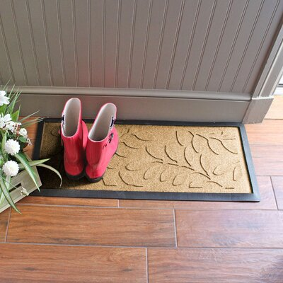 Amald Brittany Leaf Boot Tray Color: Gold