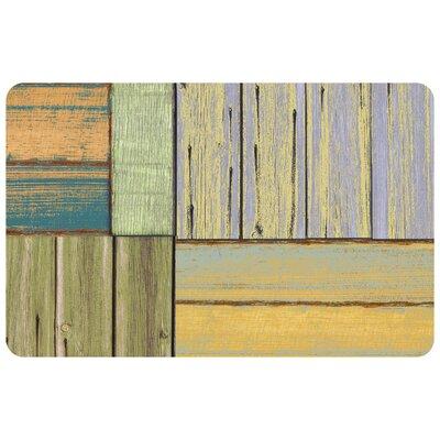 Fo Flor Patchwork Doormat Mat Size: 23 x 36
