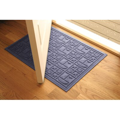 Aqua Shield Bluestone Nautical Mat