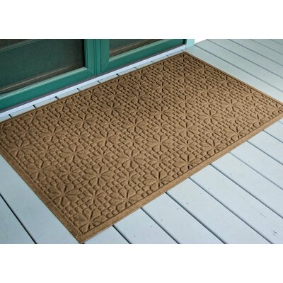 Aqua Shield Camel Utility Mat Mat Size: Rectangle 3 x 5
