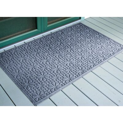 Aqua Shield Bluestone Utility Mat Mat Size: Rectangle 3 x 5