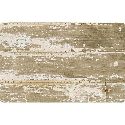 Fo Flor Barnboard Doormat Rug Size: 23 x 36