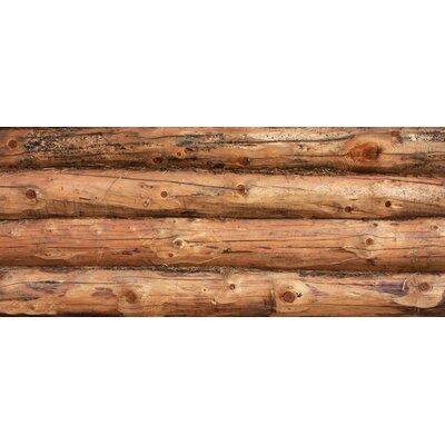 Fo Flor Log Jammer Doormat Rug Size: 25 x 60