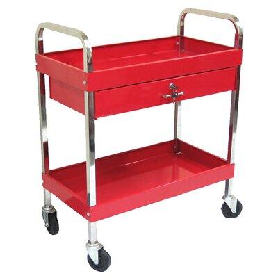 Excel Rolling Metal Tool Cart with 1 Drawer at Sears.com