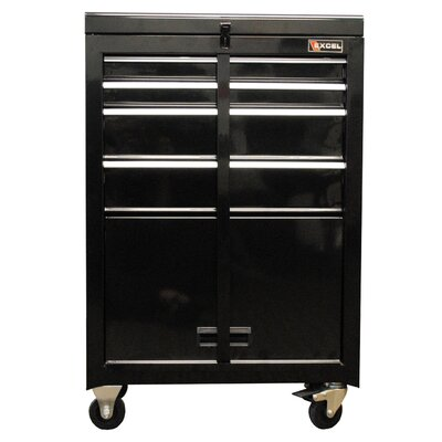 "22"" Wide 4-Drawer Tool Chest TB2201X-Black"