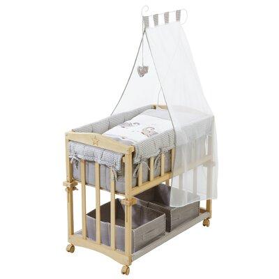 Stubenwagen Jumbotwins   Kinderzimmer > Babymöbel > Babybetten & Babywiegen   Holzwerkstoff   Roba