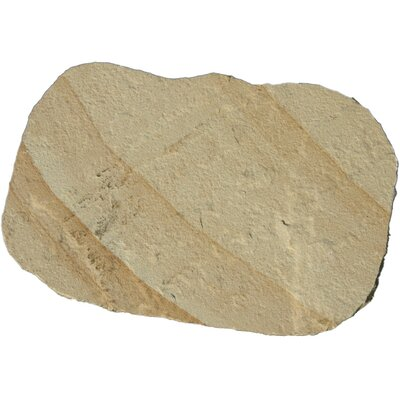 Rustic Canyon Sandstone Step Stone