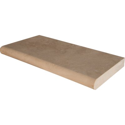 Tuscany Travertine Brushed Coping (Set of 4)