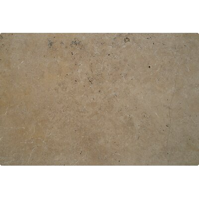 Mediterrranean Travertine Tumbled Paver (Set of 4)
