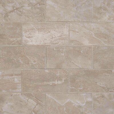 Pietra 2 x 4 Porcelain Mosaic Tile in Pearl