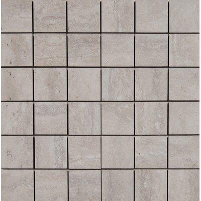 Veneto 2 x 2 Porcelain Mosaic Tile in White