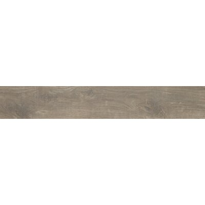 Country River 6 x 36 Porcelain Wood Tile in Mist