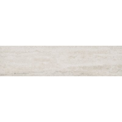 Veneto 6 x 24 Porcelain Tile in White