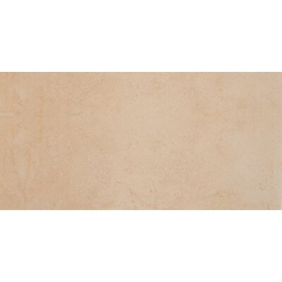 Aria 12 x 24 Porcelain Field Tile in Beige