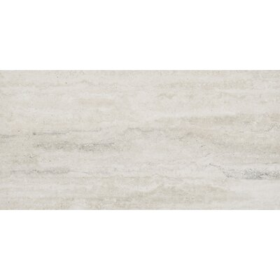 Veneto 16 x 32 Porcelain Field Tile in White