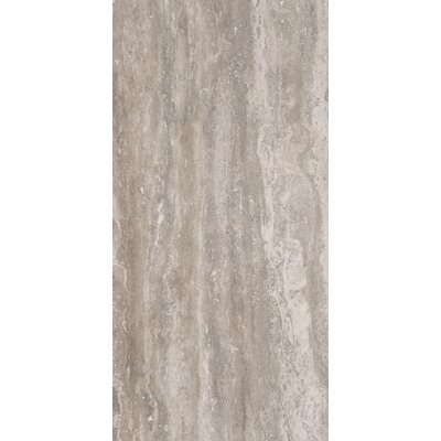 Pietra Venata 12 x 24 Porcelain Field Tile in Gray