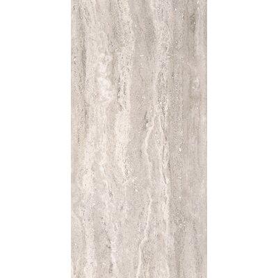 Pietra Venata 12 x 24 Porcelain Field Tile in White