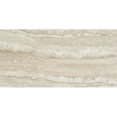 Sigaro 12 x 24 Ceramic Field Tile in Ivory
