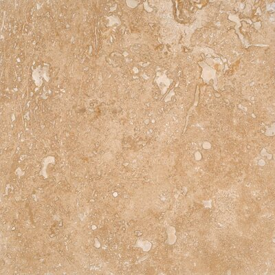 Tuscany Walnut 12 x 12  Travertine Tile