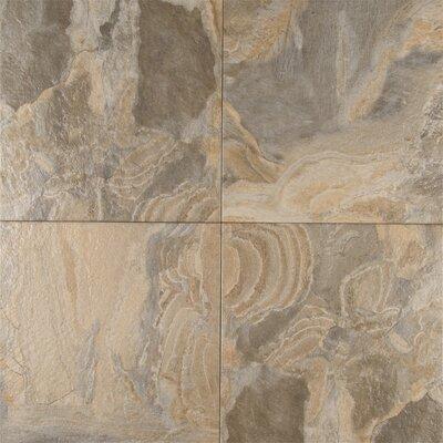 Platino 13.1 x 13.1 Porcelain Field Tile in Saphia