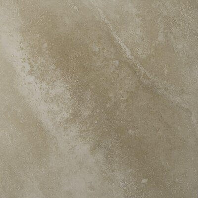 Tuscany Ivory 18 x 18 Travertine Field Tile in Honed Beige