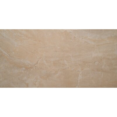 Pietra Onyx 18 x 18 Porcelain Field Tile in High Gloss