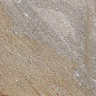 16 x 16 Natural Stone Field Tile in Multi
