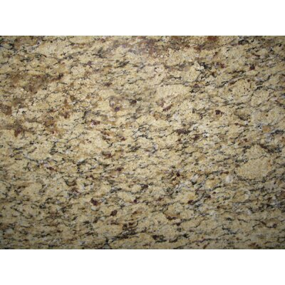 12 x 12 Granite Field Tile in Amber Yellow