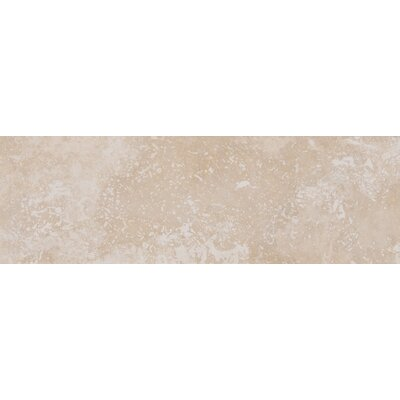 Travertine 4 x 12 Tile in Ivory