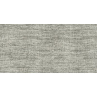 Tektile 12 x 24 Porcelain Fabric look Tile in Matte glaze Gray