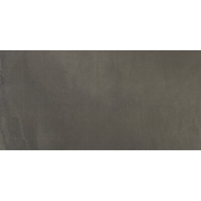 Cemento Napoli 12 x 24 Porcelain Field Tile in Gray