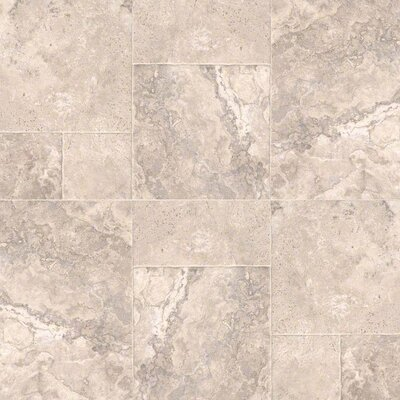 Versailles 17.25 x 26 Porcelain Field Tile in Beige