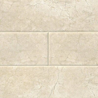 Classique 4 x 16 Ceramic Field Tile in Beige