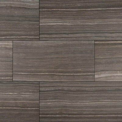 Eramosa 12 x 24 Porcelain Wood Look/Field Tile in Gray