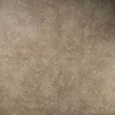 Baja 20 x 20 Ceramic Tile in Beige (Set of 3)