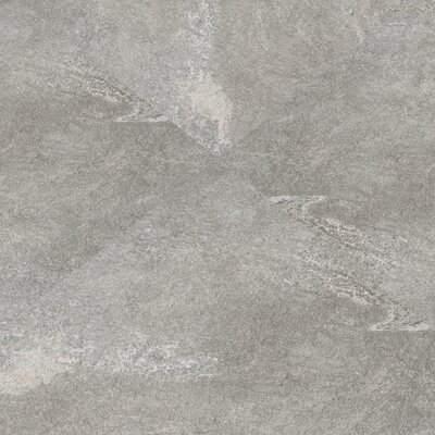 Paver Quarzo 24 x 24 Porcelain Tile in Gray (Set of 3)