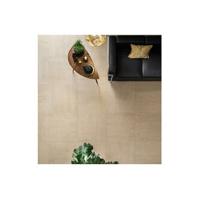 Livingstyle 18x 36 Porcelain Tile in Beige