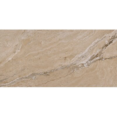 Vezio 16 x 32 Porcelain Field Tile in Beige