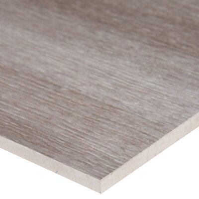 Turin Grigio 12 x 24 Wood Wood Look/Field Tile in Gray